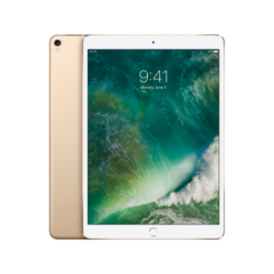 APPLE Apple 10.5-inch iPad Pro Cellular 64GB - Gold (2017)