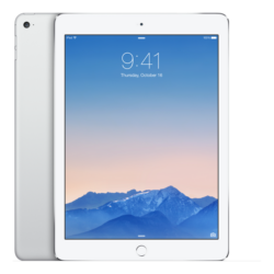 APPLE iPad Air 2 Wi-fi + Cellular 32GB - Silver(2016)