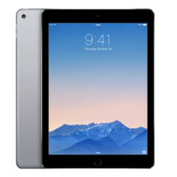 Apple iPad Air 2 Wi-Fi + Cellular 128GB Tablet PC Space Gray