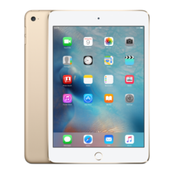Apple iPad mini 4 Wi-Fi + Cellular 16GB Tablet PC, Gold