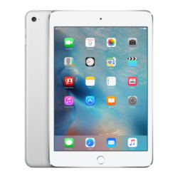 Apple iPad mini 4 Wi-Fi + Cellular 64GB Tablet PC, Silver