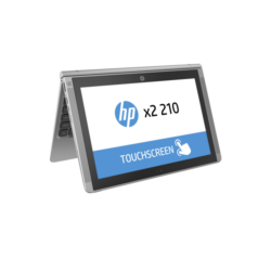 "HP x2 210 10.5"" WXGA Z8300 1.44GHz, 4GB, 64GB, Win 10"