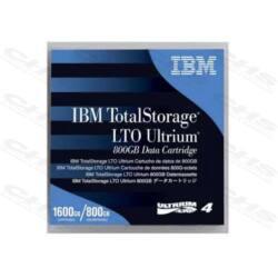 IBM Adatkazetta Ultrium 800/1600GB LTO4