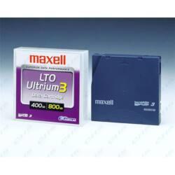 MAXELL Adatkazetta Ultrium LTO3 800GB RW