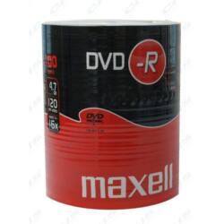 MAXELL DVD lemez -R 4.7GB 100db / Shrink 16x