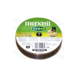 MAXELL DVD lemez +R 4.7GB 10db/Henger 16x Shrink