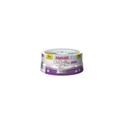 MAXELL DVD lemez +R DL 8.5GB 10db/Henger 8x